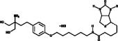 FTY720 phenoxy-<wbr/>biotin