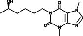 (R)-<wbr/>Lisofylline