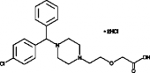 Cetirizine (hydro<wbr>chloride)