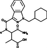 AB-CHMINACA metabolite M6
