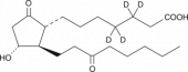 13,14-<wbr/>dihydro-<wbr/>15-<wbr/>keto Prostaglandin E<sub>1</sub>-<wbr/>d<sub>4</sub>