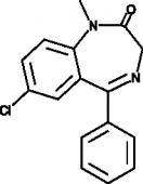 Diazepam (CRM)