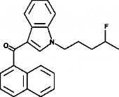 AM2201 N-<wbr/>(4-<wbr/>fluoropentyl) isomer