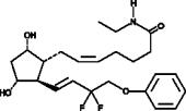 Tafluprost ethyl amide