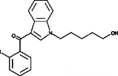 AM694 N-<wbr/>(5-<wbr/>hydroxypentyl) metabolite