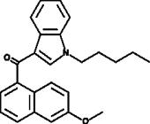 JWH 081 6-<wbr/>methoxynaphthyl isomer