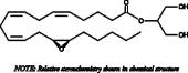 (±)2-<wbr/>(14,15-<wbr/>Epoxyeicosatrienoyl) Glycerol