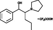 α-<wbr/>Pyrrolidinopentiophenone metabolite 1 (trifluoro<wbr/>acetate salt)