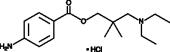 Dimethocaine (hydro<wbr>chloride)