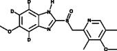 Omeprazole-d<sub>3</sub>