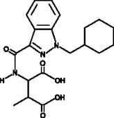 AB-CHMINACA metabolite M7