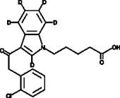 JWH 203 N-<wbr/>pentanoic acid metabolite-<wbr/>d<sub>5</sub>