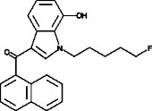 AM2201 7-<wbr/>hydroxyindole metabolite