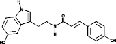 N-(<em>p</em>-Coumaroyl) Serotonin