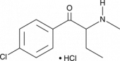 4-chloro Buphedrone (hydrochloride)