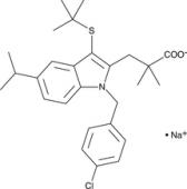 MK-886 (sodium salt)