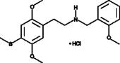 25T-<wbr/>NBOMe (hydro<wbr>chloride)