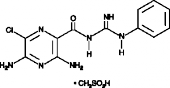Phenamil (methane<wbr/>sulfonate)