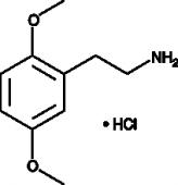 2C-<wbr/>H (hydro<wbr>chloride)