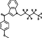 RCS-4-d<sub>9</sub> (exempt preparation)