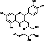 Quercetin 3-D-galactoside