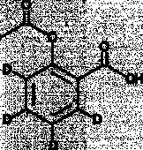 Aspirin-d<sub>4</sub>