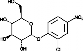2-Chloro-4-nitrophenyl-α-D-gluco<wbr/>pyranoside