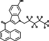 JWH 018 6-<wbr/>hydroxyindole metabolite-<wbr/>d<sub>9</sub>