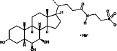 Tauro-β-<wbr/>muricholic Acid (sodium salt)