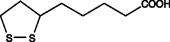 DL-<wbr/>α-<wbr/>Lipoic Acid