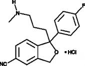 Desmethyl<wbr/>citalopram (hydro<wbr/>chloride)