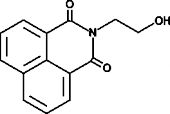 N-(2-hydroxyethyl)-Naphthalimide