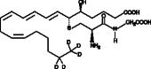 Leukotriene D<sub>4</sub>-<wbr/>d<sub>5</sub>