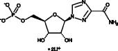 Ribavirin 5'-monophos<wbr/>phate (lithium salt)
