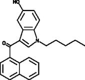 JWH 018 5-<wbr/>hydroxyindole metabolite