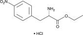 Ethyl 4-nitro-L-<wbr/>phenylalanine (hydro<wbr/>chloride)