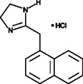 Naphazoline (hydrochloride)