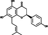 (±)-8-Prenyl<wbr/>naringenin