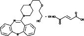 Quetiapine (hemi<wbr/>fumarate)