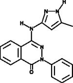 Phthalazinone pyrazole