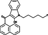 AM2201 2-<wbr/>hydroxyindole metabolite
