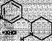 (±)-Anabasine (hydro<wbr>chloride)