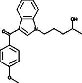RCS-<wbr/>4 N-<wbr/>(4-<wbr/>hydroxypentyl) metabolite