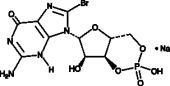 8-bromo-Cyclic GMP (sodium salt)