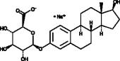 Estradiol 3-<wbr/>(β-<wbr/>D-<wbr/>Glucuronide) (sodium salt)