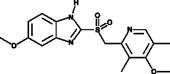 Omeprazole sulfone