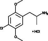 4-<wbr/>chloro-<wbr/>2,5-<wbr/>DMA (hydro<wbr>chloride)