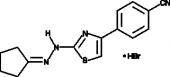 Remodelin (hydro<wbr>bromide)