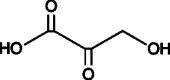 β-hydroxy Pyruvic Acid