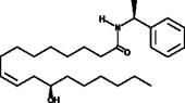 (S)-α-Methylbenzyl Ricinoleamide